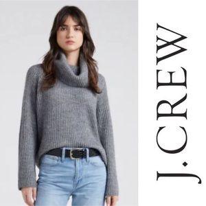 NWT - J. Crew - Ribbed Turtleneck Sweater